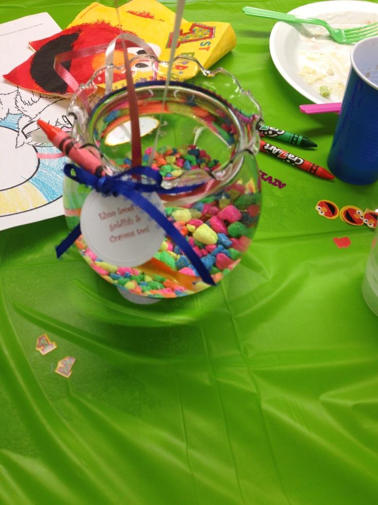 Fish bowl centerpieces caycee babyshower pinterest for Fish bowl centerpieces ideas