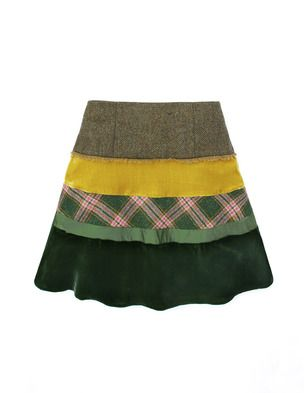 Fancy Heritage Skirt