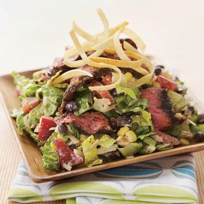 Fabulous Fajita Chop-Chop Salad - MommyNoire