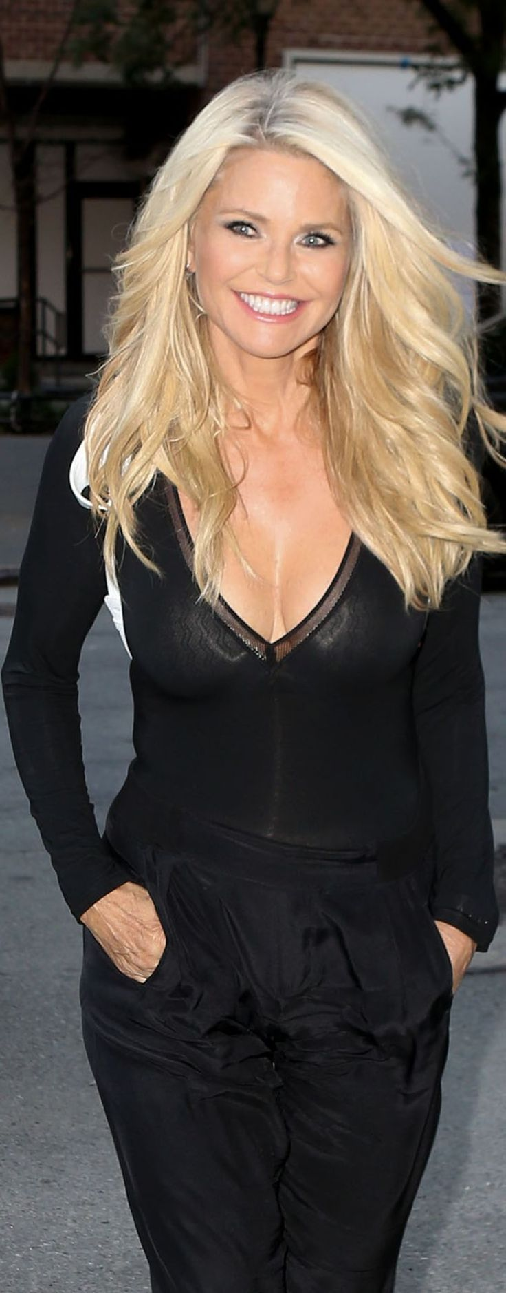 29 best fun of christie brinkley images on pinterest christie christie brinkley out in new york city july 2016 geenschuldenfo Images