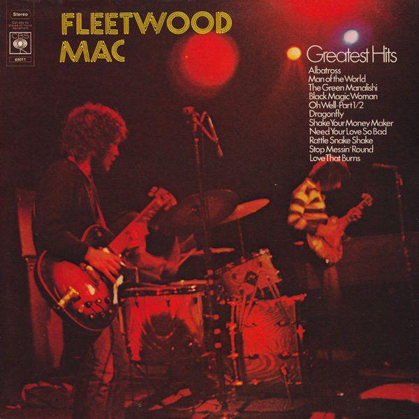 Fleetwood Mac - Fleetwood Mac Greatest Hits (Vinyl, LP) at Discogs
