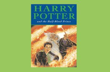 Free Download Harry Potter and the Half-Blood Prince pdf by J. K. Rowling (Sixth Book Of Harry Potter Series)