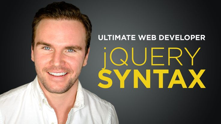 News Videos & more -  jQuery Syntax  Ultimate Web Developer Course (Free Tutorial) #Music #Videos #News Check more at https://rockstarseo.ca/jquery-syntax-3-ultimate-web-developer-course-free-tutorial/