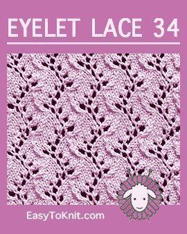 3d77f08ca842 Knit Traveling Vine stitch