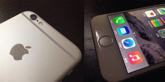 Physical Leaked iPhone 6 Circulating in cyberspace - Digital Review Network