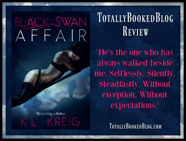 Black Swan Affair- K.L. Kreig