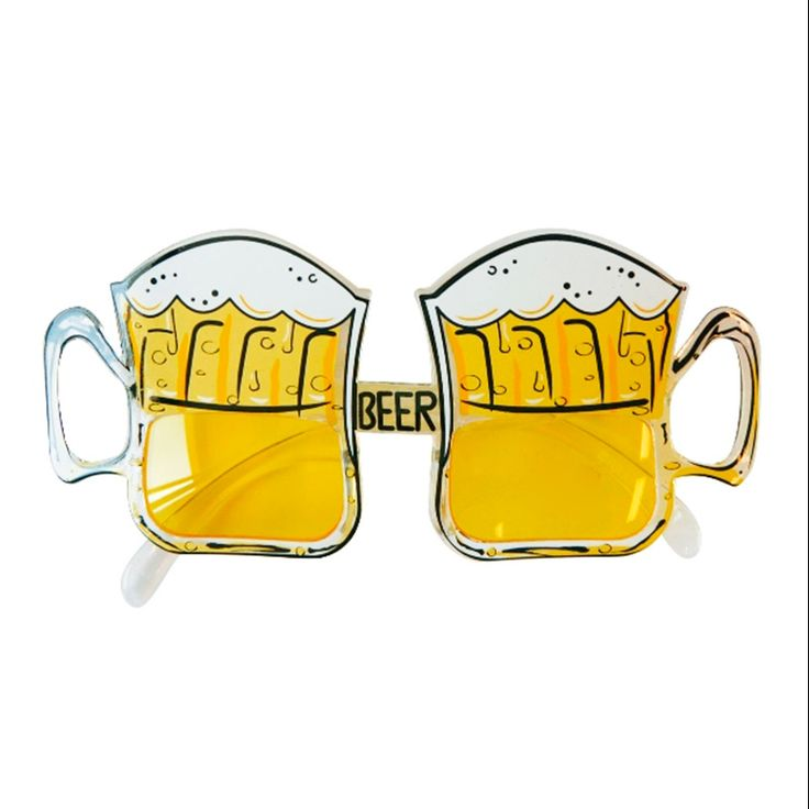 Gafas Jarras de Cerveza - Comprar Online [Miles de Fiestas]