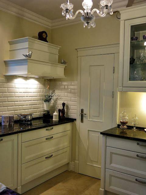 it's my life: Kuchnia - moje białe królestwo:-)