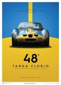 Ferrari 250 GTO - Blue 1964