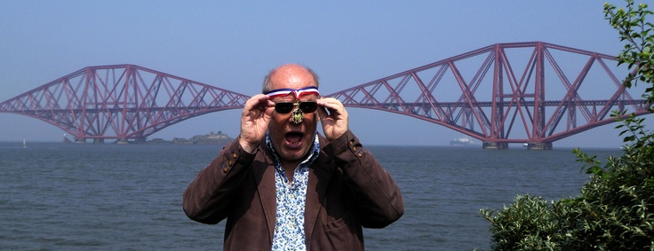 The effect of an upcoming Edinburgh Fringe on a Malcolm Hardee Comedy Awards judge, 2012