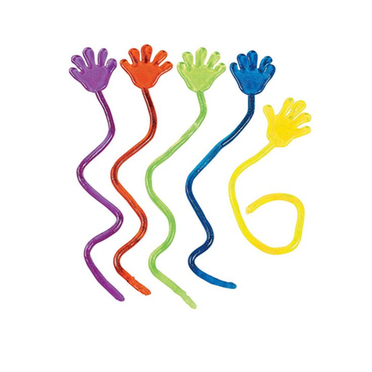 5 SZTUK Nowość Glitter Lepkie Ręce Gag Śmieszne Dorosłych Gadżet Praktyczne Żarty Gagów Kochanka Prezenty Zabawki Dla Dzieci Dziecko Dzieci