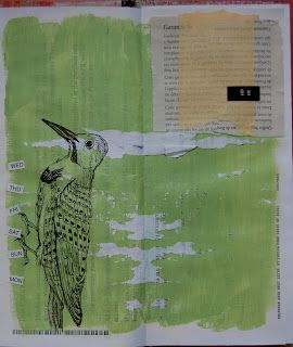 Junk Mail Art Journal Tutorial http://www.liveyourart.net/2010/03/junk-mail-art-journal-tutorial.html