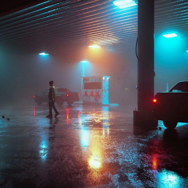 Set Arcove Night Photography Landscape Photography Cinematic Photography