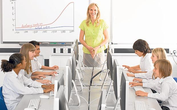 Could today's ICT lessons inspire tomorrow's Bill Gates? - Telegraph