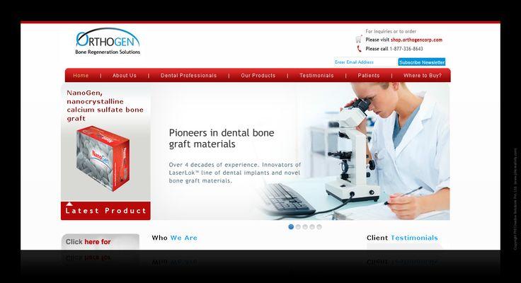Orthogen Bone Regeneration Solutions