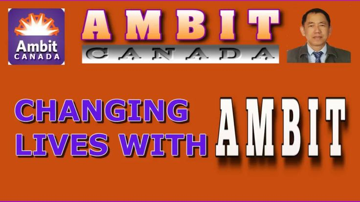 AMBIT Canada   Changing Lives With AMBIT Video#5