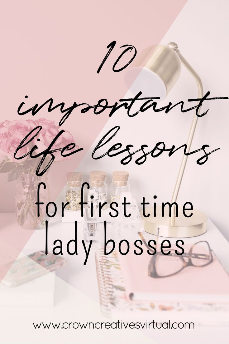 Feel like you're lost when it comes to starting + running your biz?? Here are the top ten lessons we've learned in the first 5 months of being our own bosses! // Crown Creatives Virtual