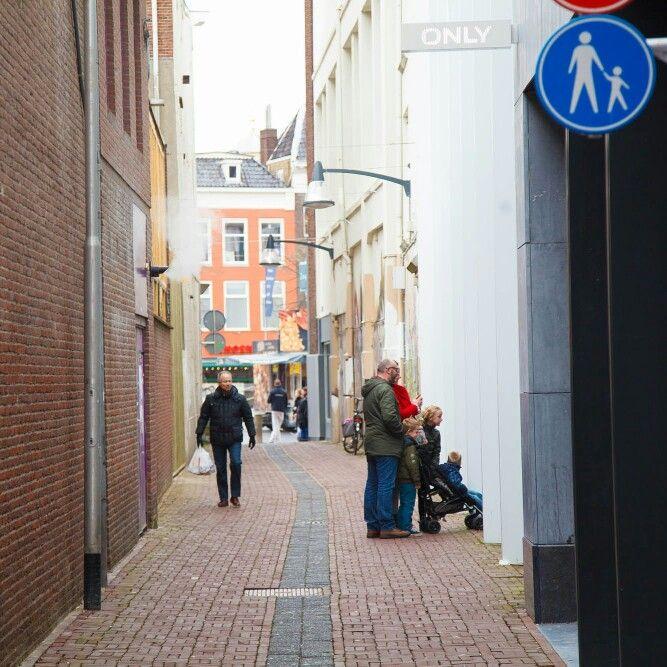 Steeg bij Nieuwstad.