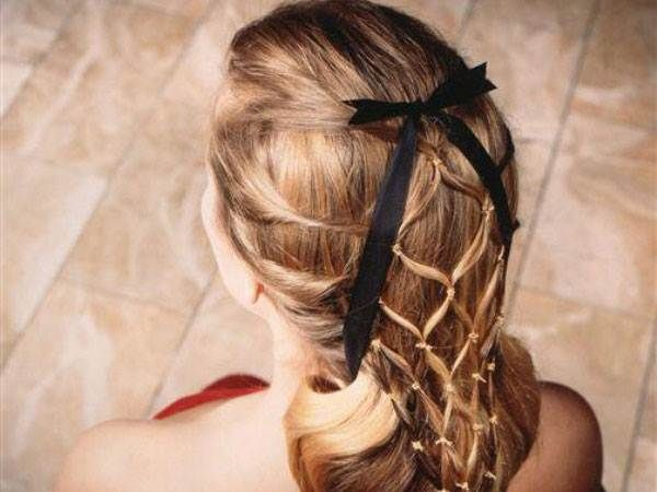 Victorian Hairstyle For Women