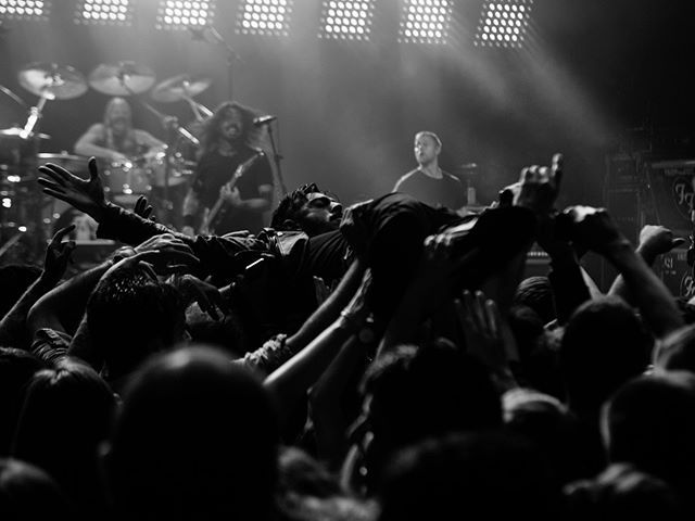 Reposting @vixvaporus: Foo Fighters #2017 #barcelona #barts #bcn #concert #concertphotographer #concertphotography #concierto #foofighters