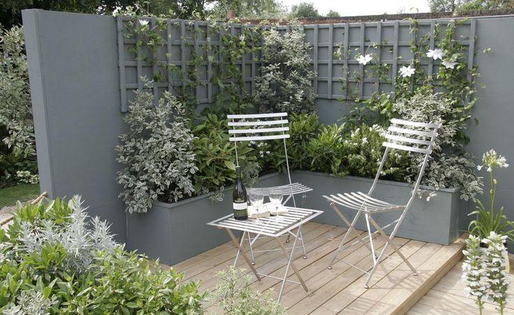Sichtschutz im Garten
