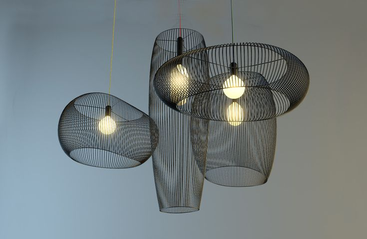 VERTIGO lamps designed by © ARSENY LEONOVICH