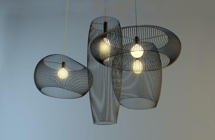 VERTIGO lamps designed by © ARSENY LEONOVICH