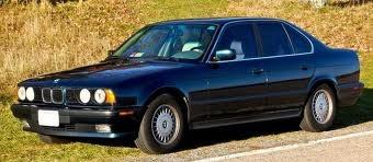 BMW 520i (just horrible)