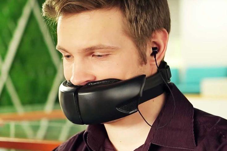 Hushme: Une muselière moderne pour les accros du téléphone
