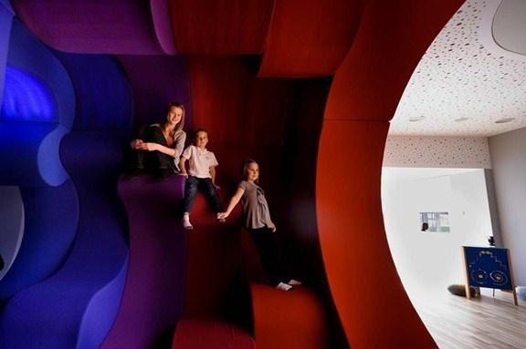 Playground for children. Hotel Platinium/Poland