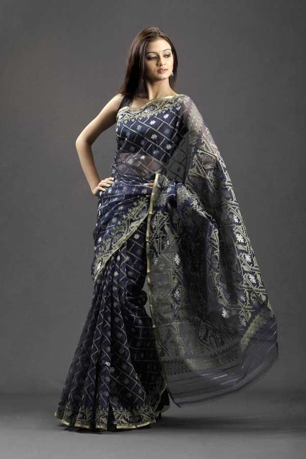 Jamdani~::Tangail Saree Kutir Ltd.::~