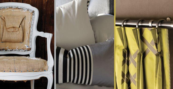 les 25 meilleures id es concernant tapissier d corateur. Black Bedroom Furniture Sets. Home Design Ideas