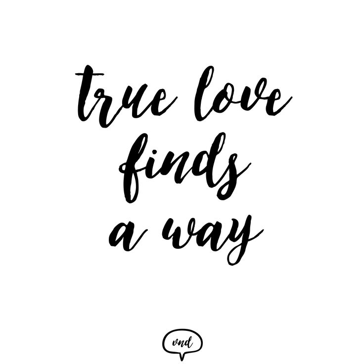 True love finds a way  Visit us on: http://vndesign.hu/