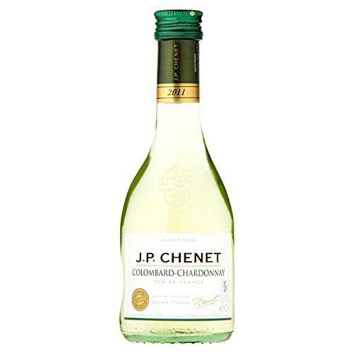 J.P. Chenet Colombard-Chardonnay 25cl (Pack de 6 x 25 cl): Type de everage: Vin Allergie conseils: Contient: Dioxyde de soufre / sulfites…