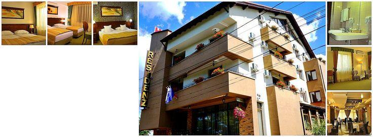 Hotel Residenz Suceava este locul de cazare perfect,  daca vizitezi Bucovina sau cauti cazare in Suceava , vii in interes de afaceri sau esti in tranzit. Modern si elegant, cu  un design armonios, hotelul a fost inaugurat in toamna anului 2013 si ofera oaspetilor sai in cele 22 de camere si apartamente, servicii hoteliere de inalta clasa, mic dejun tip buffet, room service, transport gratuit de la /la aeroport si gara, parcare gratuita si supravegheata.