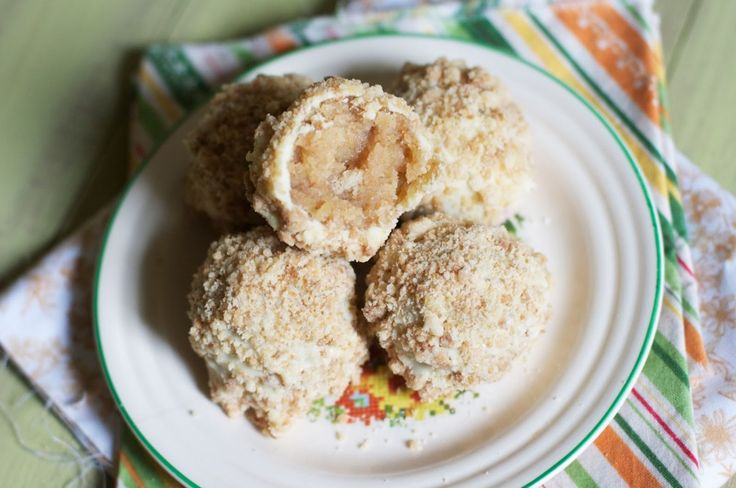 Momou Milk Bar Carrot Cake Truffles Milkbarmondays Food Drink Candies Confections Pinterest