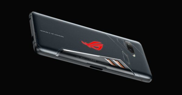 Asus Rog Phone Sports 90hz Hdr Display 3d Vapor Chamber Cooling