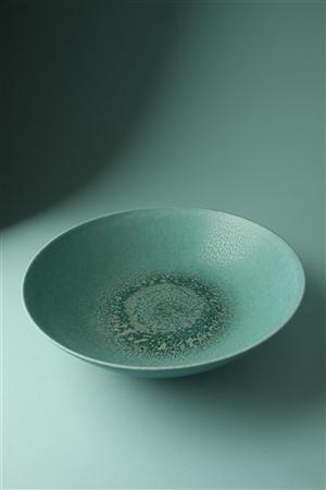 Bowl, designed by K. Salmenhaara for Arabia, Finland. 1950's.
