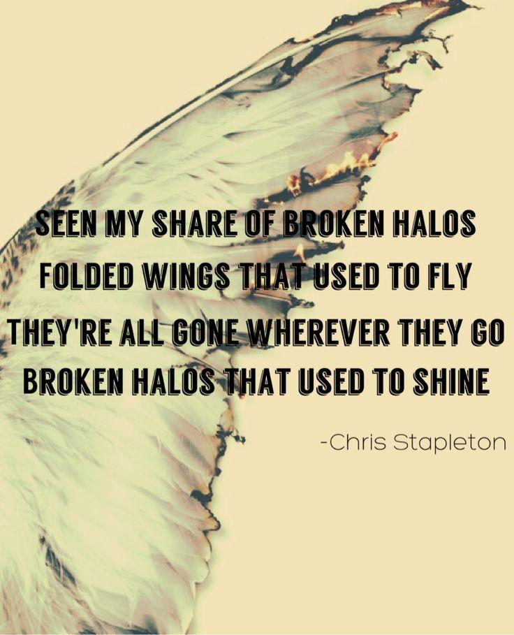 Chris Stapleton broken halos