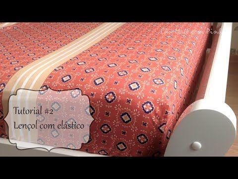 ▶ Tutorial #2 - Como fazer lençol com elástico - YouTube