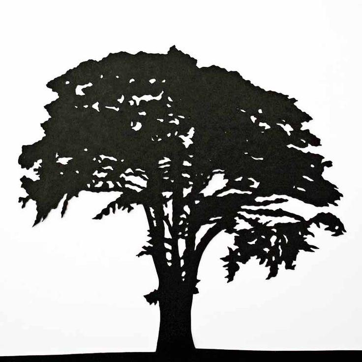 Junction Art Gallery - Kate Hipkiss 'Oxford Cedar' papercut