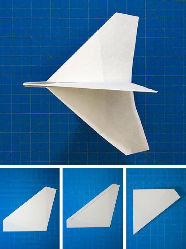 Cómo Hacer 5 Aviones De Papel Míticos Pequeocio Aviones De Papel Como Hacer Un Avion Sobres De Papel