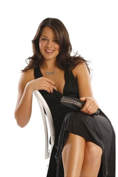 Ana Ivanovic Casual Laid Back Long Hair Style