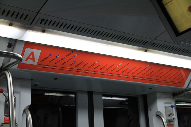 Roma Metrosu (Battistini - Anagnina) / Rome Subway (Battistini - Anagnina)