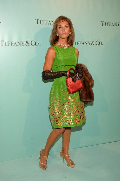 Nati Abascal Photos - Nati Abascal attends Tiffany & Co. Store opening on October 28, 2008 in Madrid, Spain. - TIFANY & CO Store Opening in Madrid