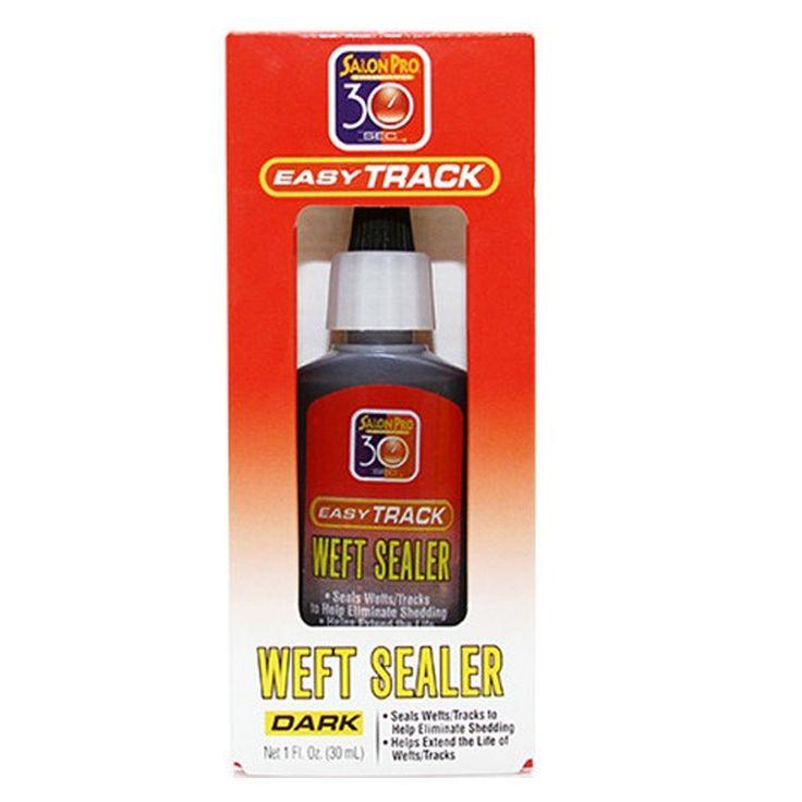 Salon Pro 30 Sec Easy Track Weft Sealer Dark