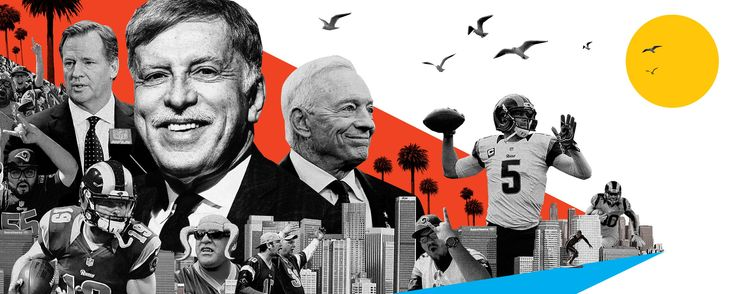 The real story behind NFL owner's battle to bring football back to Los Angeles (Via ESPN the Magazine)