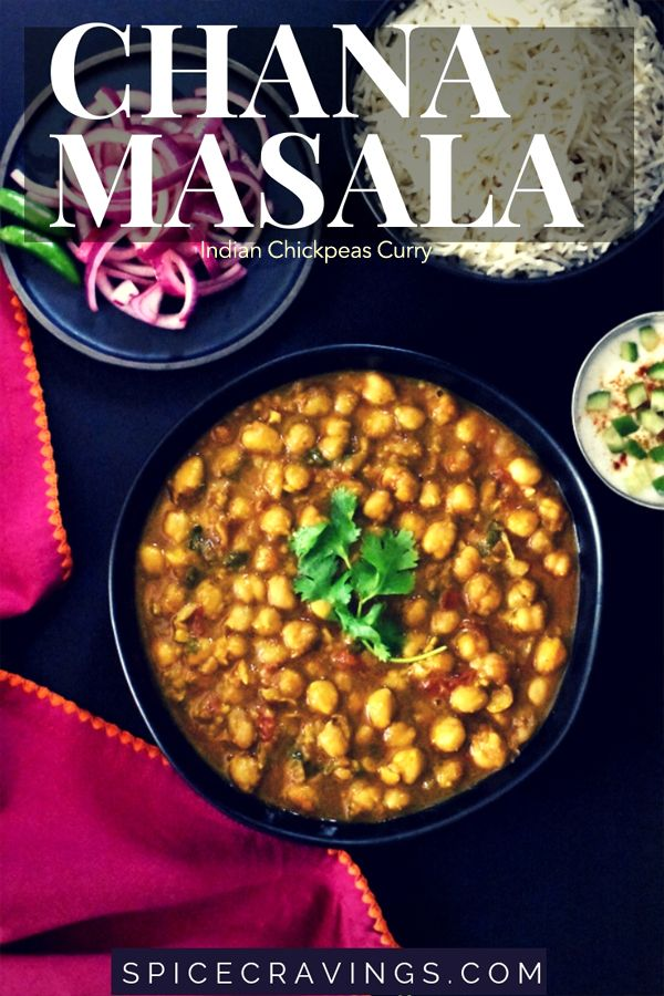 Instant Pot Chana Masala Recipe Indian Beans Recipe Chana