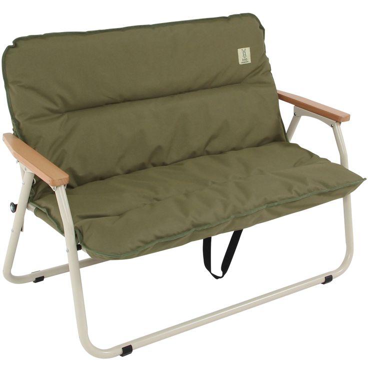 DOPPELGANGER OUTDOOR (ドッペルギャンガーアウトドア) 略してDOD。  車の荷室に棚をつくる。キャンプ用品の車内収納を手助けをする2人掛けソファ。    #キャンプ #アウトドア #テント #タープ #チェア #テーブル #ランタン #寝袋 #グランピング #DIY #BBQ #DOD #ドッペルギャンガー