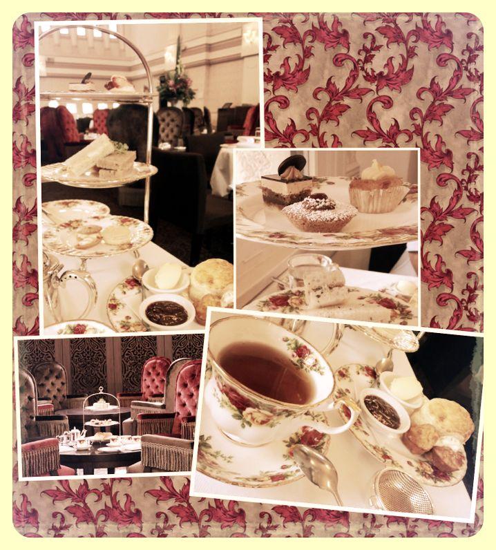 High Tea QVB Sydney